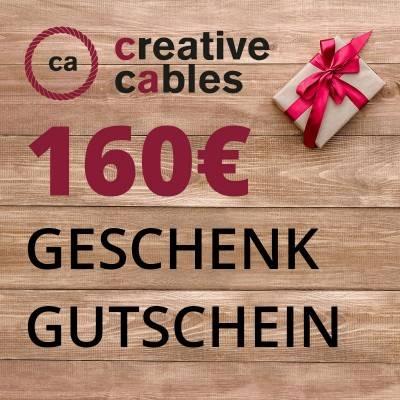160 € Geschenkgutschein