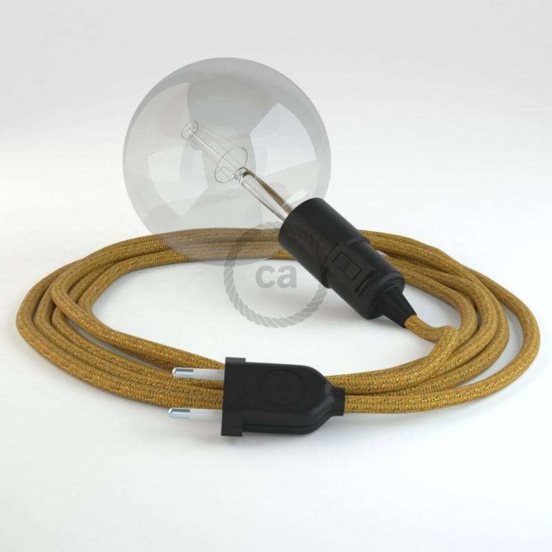 Kreieren sie ihre Snake Leuchte mit dem RL05 Geglittert Gold und erleuchten sie ihre Umgebung.