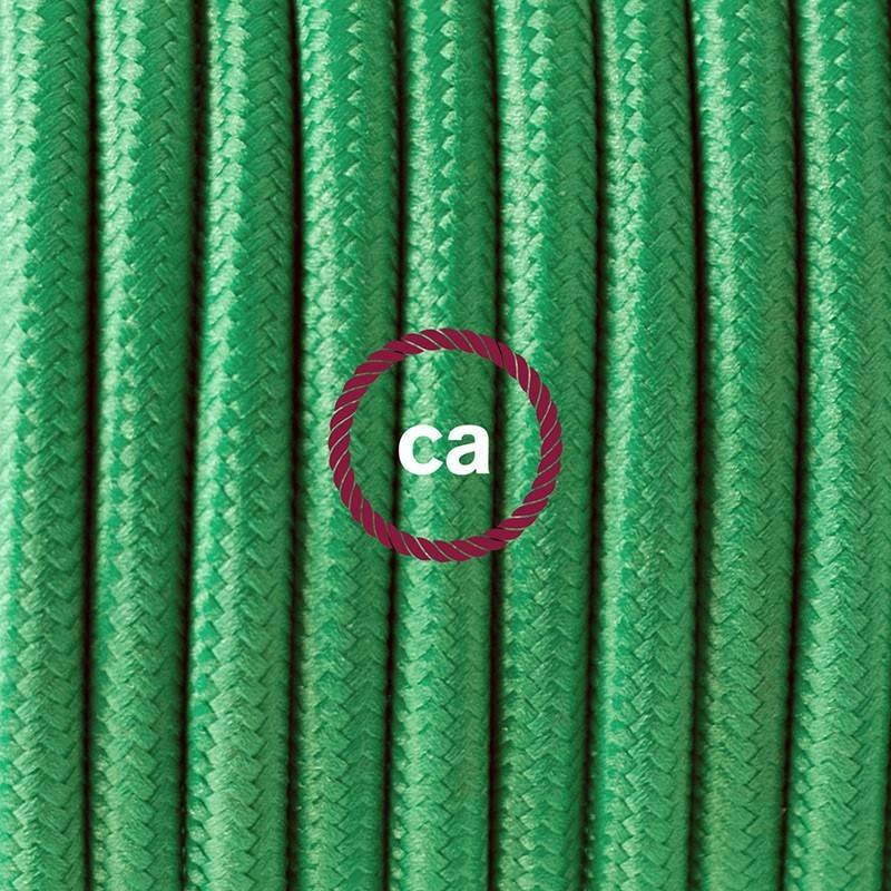Kreieren sie ihre Snake Leuchte mit dem RM06 Grün Seideneffekt und erleuchten sie ihre Umgebung.