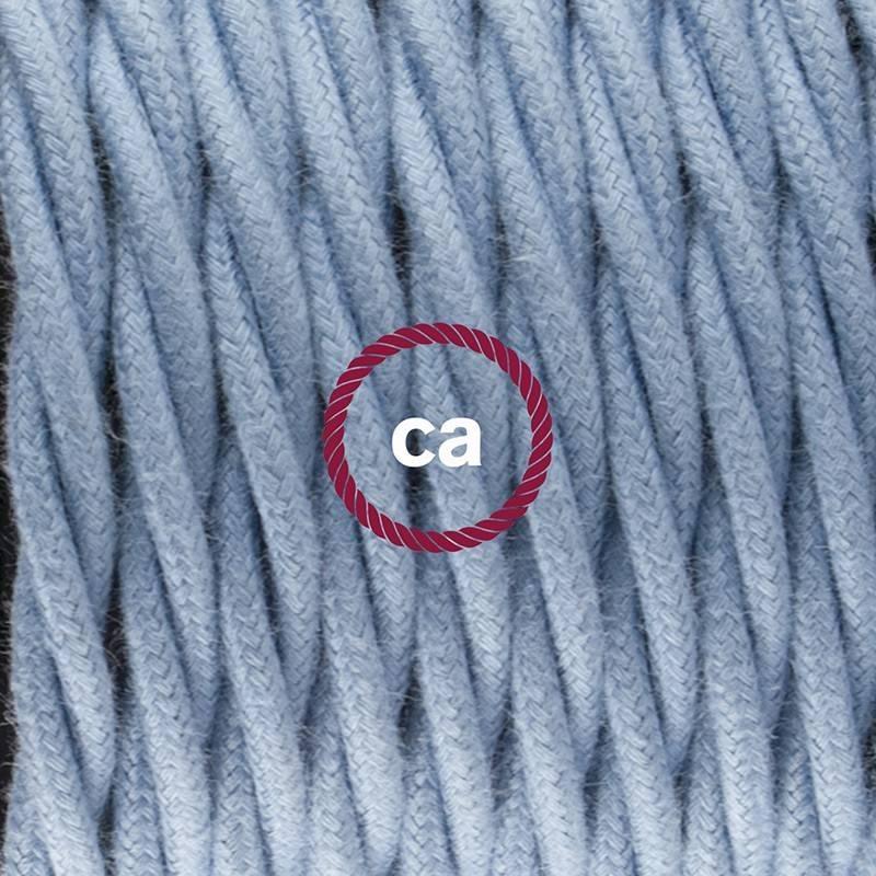 Kreieren sie ihre Snake Leuchte mit dem TC53 Ocean Baumwolle und erleuchten sie ihre Umgebung.