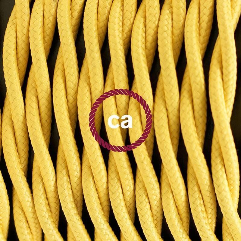 Kreieren sie ihre Snake Leuchte mit dem TM10 Gelb Seideneffekt und erleuchten sie ihre Umgebung.