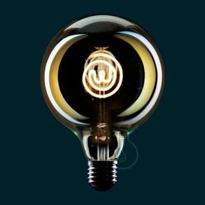 LED Glühbirne Globo G125 Masterchef Line Logo 4W E27 Dimmbar 2000K