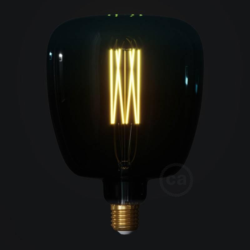 LED-Glühbirne Bona Abenddämmerung (Dusk) gerades Filament 4W E27 dimmbar 2200K