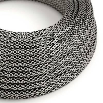 Textilkabel rund, Kupfer verzinnt