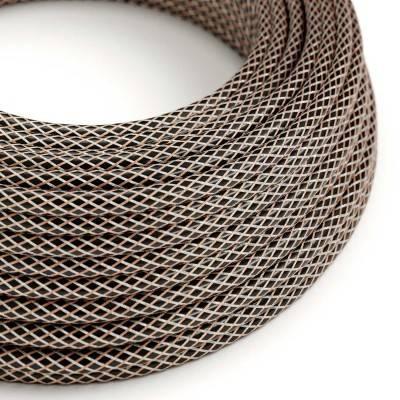 Textilkabel rund, überzogen mit Kupfer und Zinn