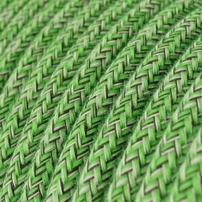 Textilkabel rund, bronte Baumwolle, RX08