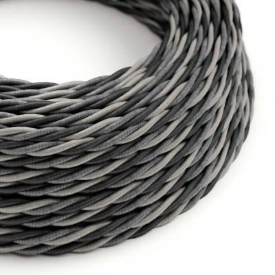 Textilkabel geflochten, Orleans mit Seideneffekt, TG07