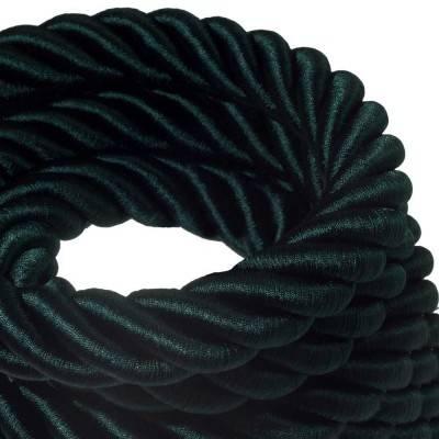 Elektrisches Tauseil 3XL 3x0,75 grün Glanz. Durchmesser 30 mm