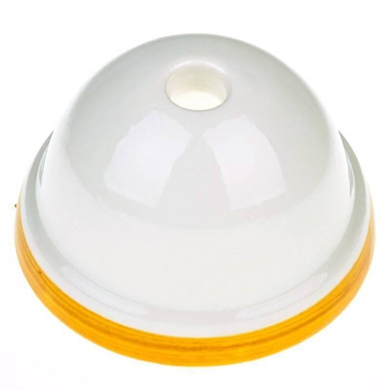 Mini Lampenbaldachin Kit aus Keramik