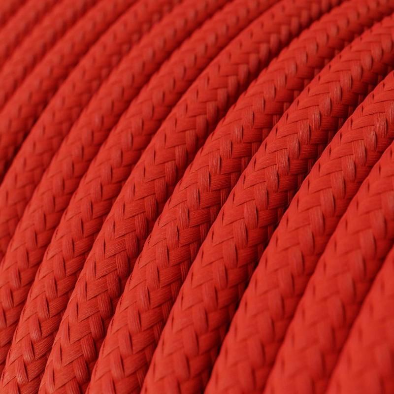 Pendelleuchte inklusive Textilkabel und Silikon-Zubehör - Made in Italy