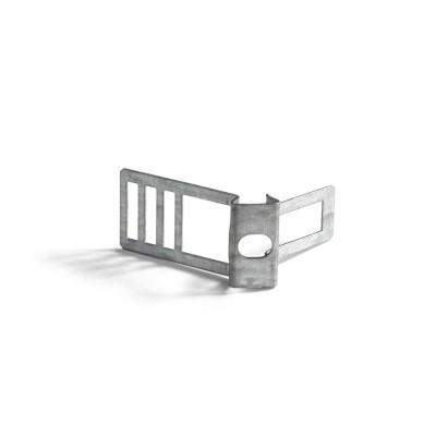 Verstellbare Kabelklemme aus Metall für Tauseile mit 16 mm Durchmesser