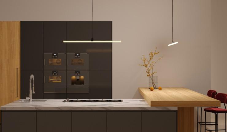 Syntax: illumina con le lampadine lineari