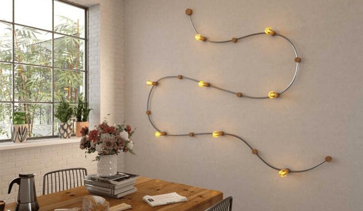 Sistema filé: la soluzione per illuminare pareti e soffitti