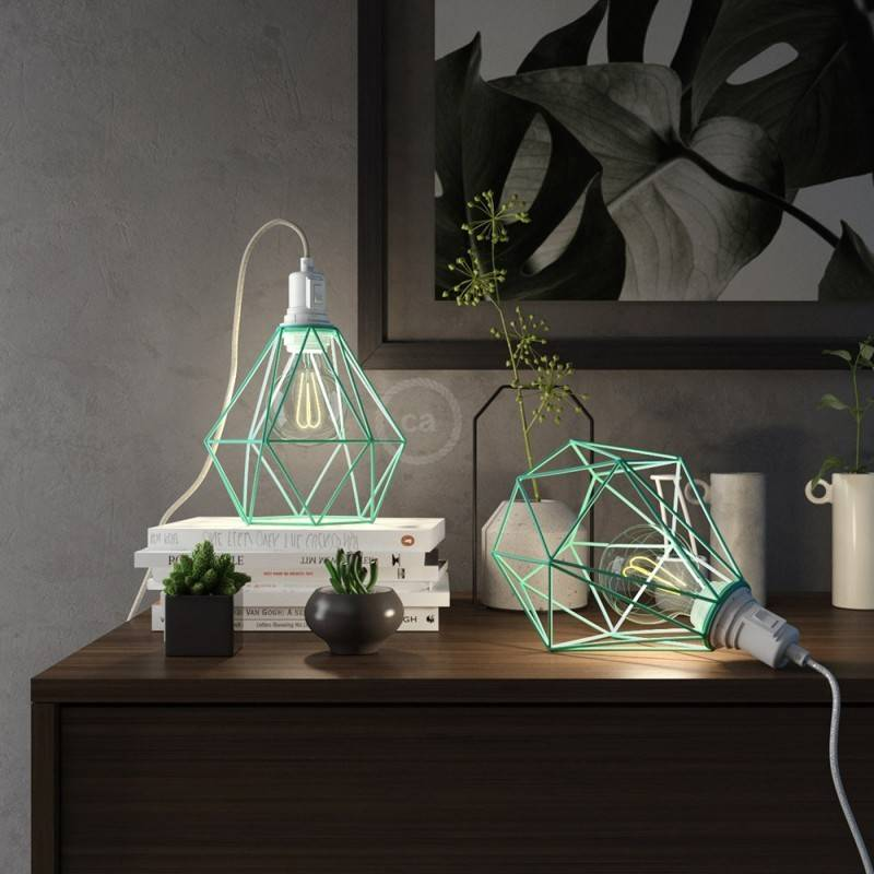 lampade plug-in cablaggi