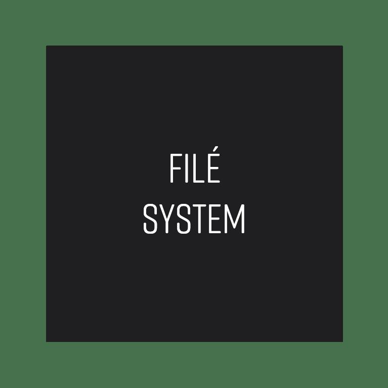 vedi i nostri sistemi filé