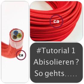 #1 Tutorial Kabel Vorbereiten